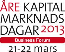 Riskkapital debatteras i Inlandsinnovations panel