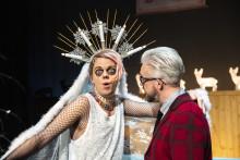 Publiksuccén Mammas nya kille till Stora Teatern