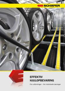 Effektiv hjulopbevaring