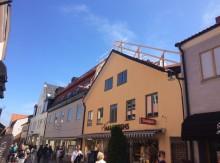 Reportage: Nytt våningsplan i Visby krävde genomtänkta lösningar