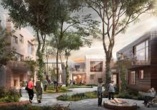 Arkitekter skaper trygge omgivelser i Dronning Ingrids Hage