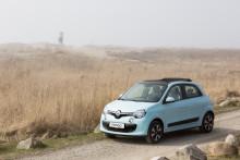 Med Renault Twingo Breeze  kan sommeren bare komme an