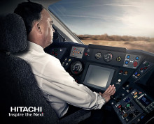 Hitachi first to signalling milestone in major boost for digital railway