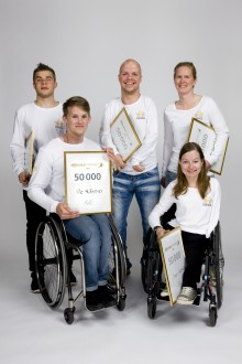 Kia delar ut Guldstipendiet för andra året i rad