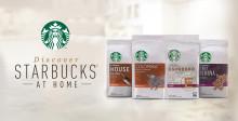 Nu kan du brygga en kopp Starbucks-kaffe hemma