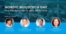 Nu är det dags för Buildtech i Sverige