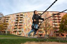 Är Tellusgatan i Bergsjön årets bygge?