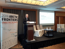 Arctic Frontiers seminar in Singapore - Opening talk by Minister Sam Tan