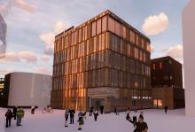 Äntligen får Nykvarn kommun ett nytt kommunhus
