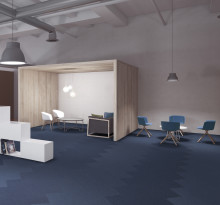 Designa arbetsplatsen mer kreativ och effektiv