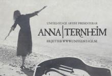 Anna Ternheim på vårturné