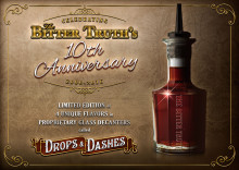 The Bitter Truth Drops & Dashes Tasting Notes