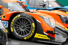 RFID - Radio Frequency Identification Device – providing live tyre information for LM24