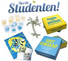 Roliga studentpresenter på Bluebox.se!