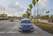 Ford Motor Company testet autonome Fahrzeuge in Miami