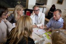 Patientkraft i vården - rundabordssamtal i Almedalen
