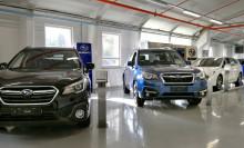 Subaru-jälleenmyyjä Autoarina avasi ovensa Mikkelissä