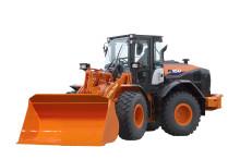 Nu kommer Hitachi ZW150-6 13-tons hjullastare med ny teknik