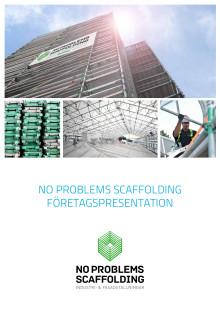 No problems scaffolding flashback
