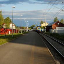 Byggnation av en station i Nälden skjuts upp till framtiden