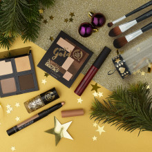 Bliv vild med vinterens farver i de tre nye makeupkollektioner