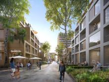 Ikano Bostad och Stena Fastigheter utvecklar en ny trivsam stadsdel i Göteborg med 3 000 bostäder och verksamheter