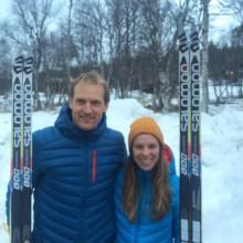 Jerry Ahrlin vann Vålådalen Classic Ski Marathon