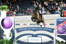 Gothenburg Horse Show värd för hoppningens Europafinal