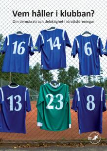 Medelålders män styr idrottsföreningarna