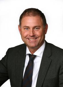 Fredrik Guttormsson, ny säljare på Phoenix Contact