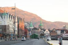 Domkirken och Korskirken i Bergen