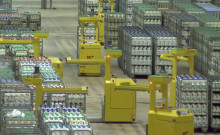 Starring roles for the Arla's robots