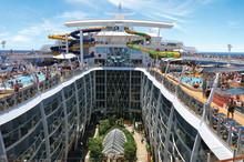 Ekspansiv satsing fra Royal Caribbean Cruises som udvider deres flåde yderligere de næste 6 år.