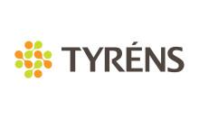 Tyréns byter logotyp