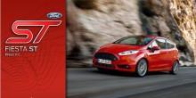 Ford Fiesta ST pressemappe