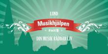 Lund – stolt värdstad för årets Musikhjälpen 2018