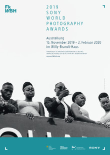SWPA 2019 Willy-Brandt-Haus Poster