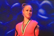 Guld för Jonna i World Challenge Cup