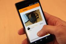 Snabb och enkel begagnat-app utmanar Blocket