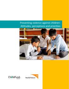 Våld mot barn