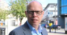 Mattias Gretzer ny regionchef i Svevia