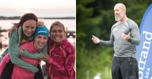 Norska instruktörer på populär träningsweekend