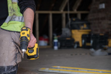 A STANLEY® lança a gama Brushless FATMAX®, fornecendo ferramentas elétricas compactas, potentes e sem fios, aumentando o desempenho e tempo de funcionamento