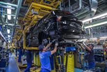 A Ford  750 millió eurót fektet be Valenciában az új generációs Kuga gyártásába