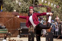 International gadeteaterfestival indtager Festugen