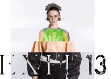 Textilhögskolan inspirerar och utmanar på Mercedes-Benz Fashion Week