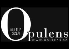 Opulens kulturscen på lördag