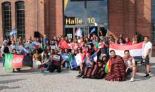 """Kulturelle Vielfalt beim """"Internationalen Nachmittag"""" am 20. Juni 2018 auf dem Campus der Technischen Hochschule Wildau"""