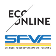 EcoOnline AB och SFVF har inlett ett samarbete för att ge verkstäder förbättrade förutsättningarna att hantera sin kemikaliedokumentation