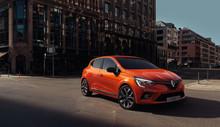 Exteriör design Nya Renault Clio